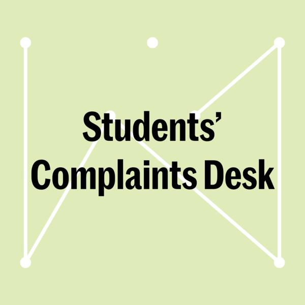 banner Students' Complaints Desk