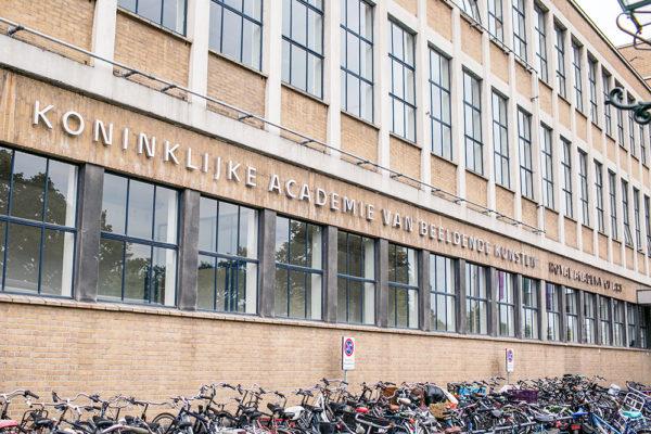 KABK building facade