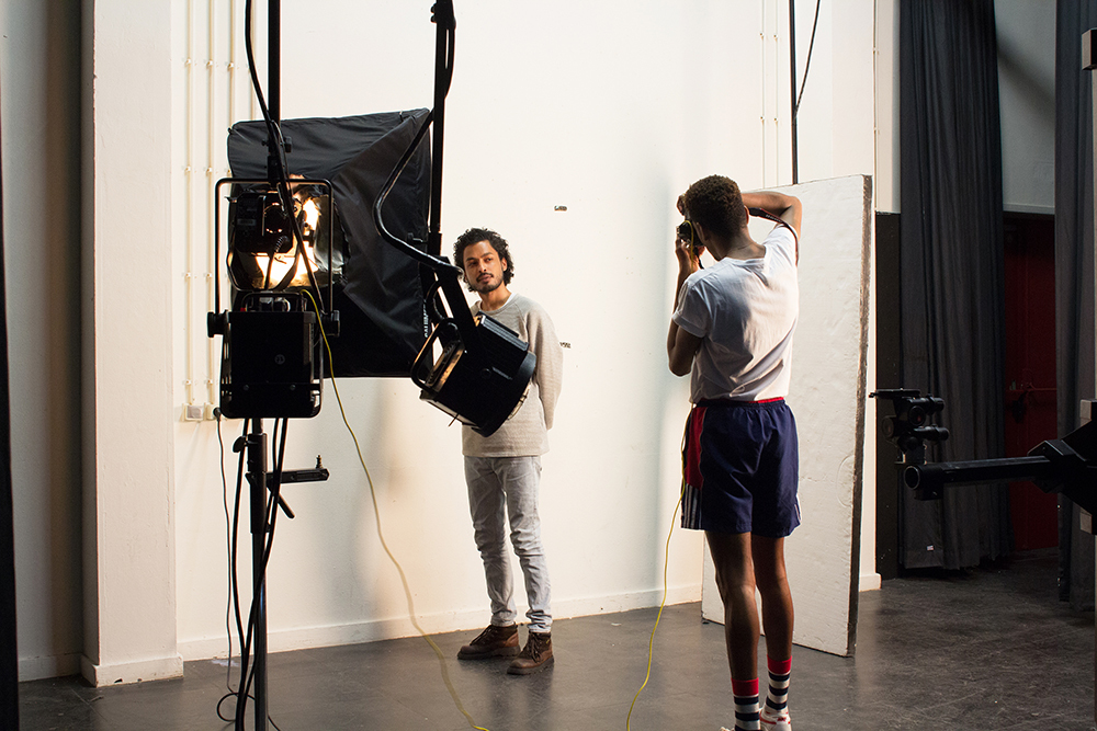 KABK Photography studio
