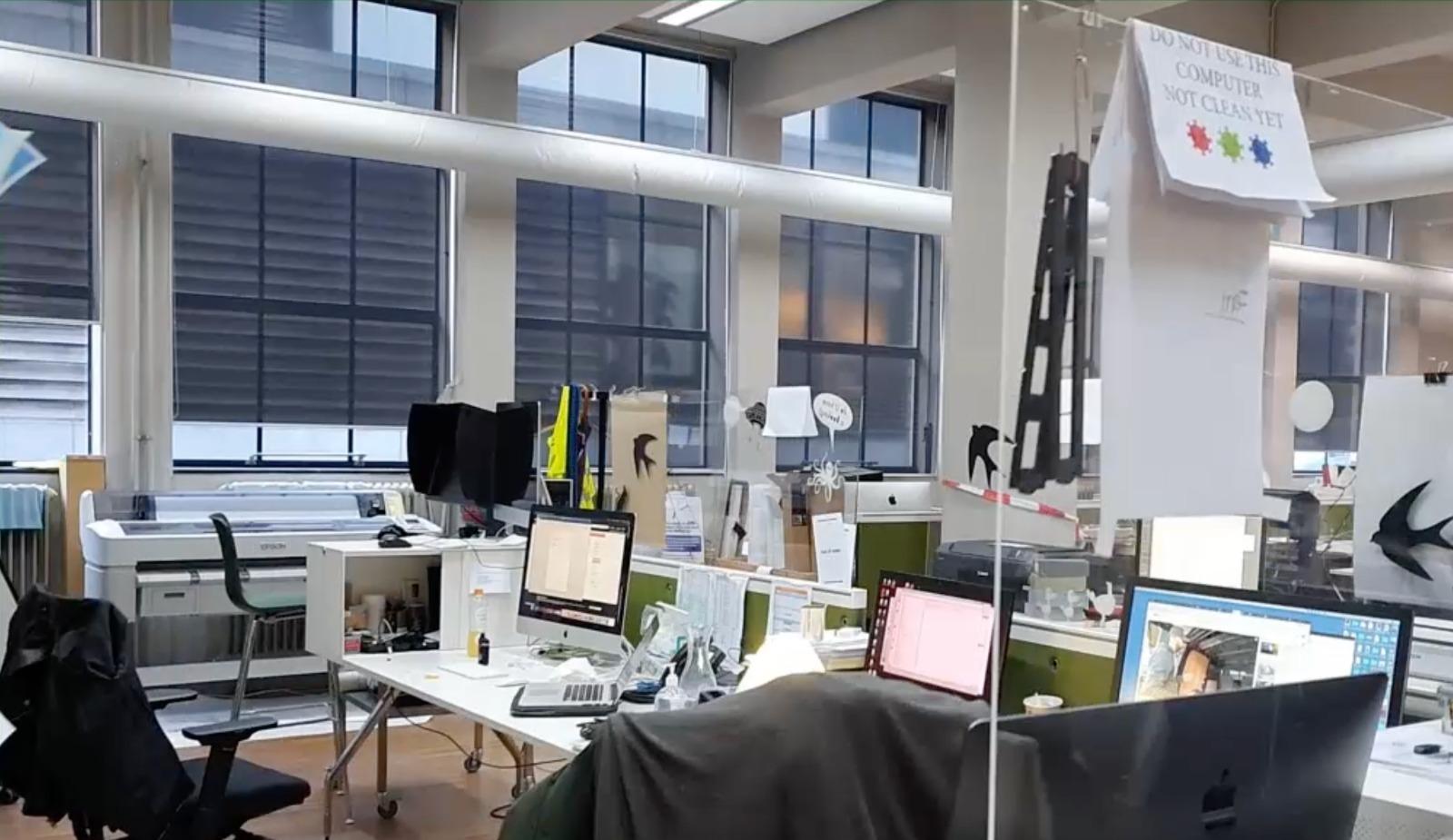 Computerwerkplaats