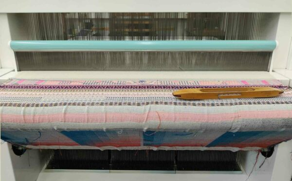 digital TC2 weaving machine